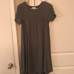 NWOT Heather Gray Legging Material Carly